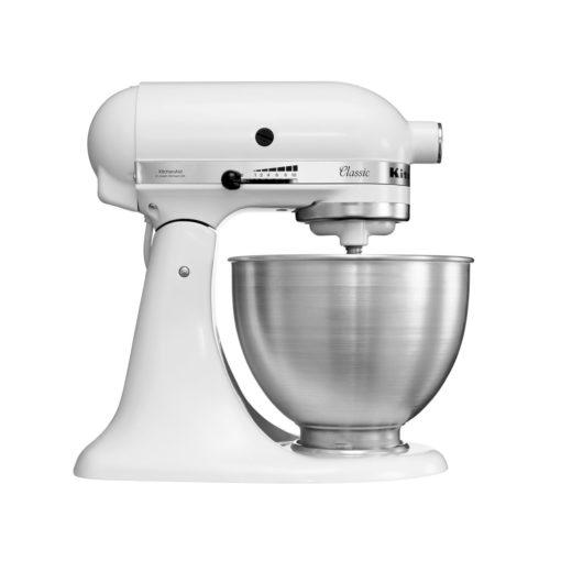 Mixer Classic 4.3L, White - KitchenAid